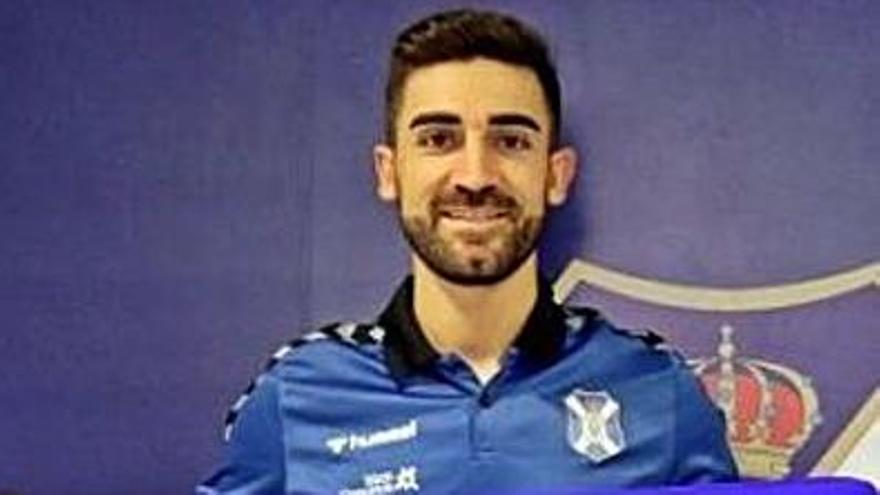 José León. | | CD TENERIFE
