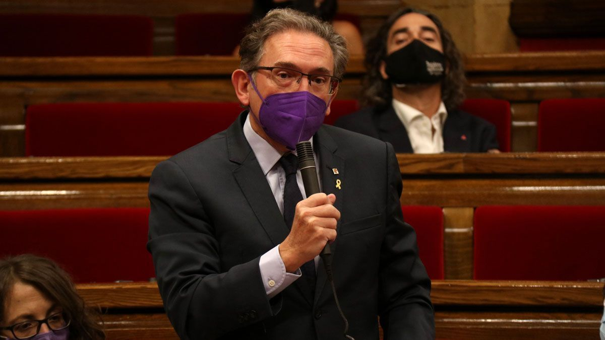 El 'conseller' de Economía, Jaume Giró.