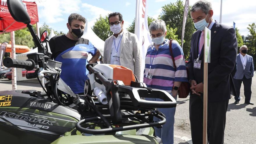 El salón de la automoción de Gijón arranca con más ventas de las esperadas