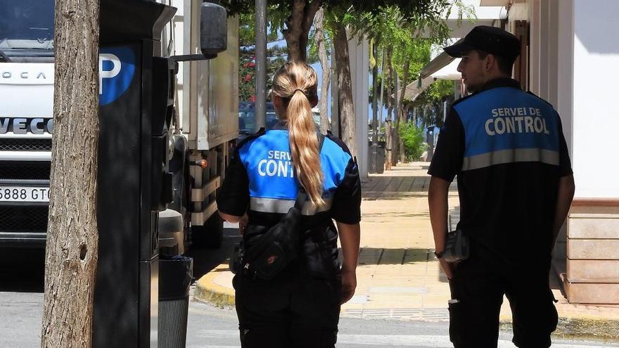 Comienza la renovación de autorizaciones de la zona azul de Formentera