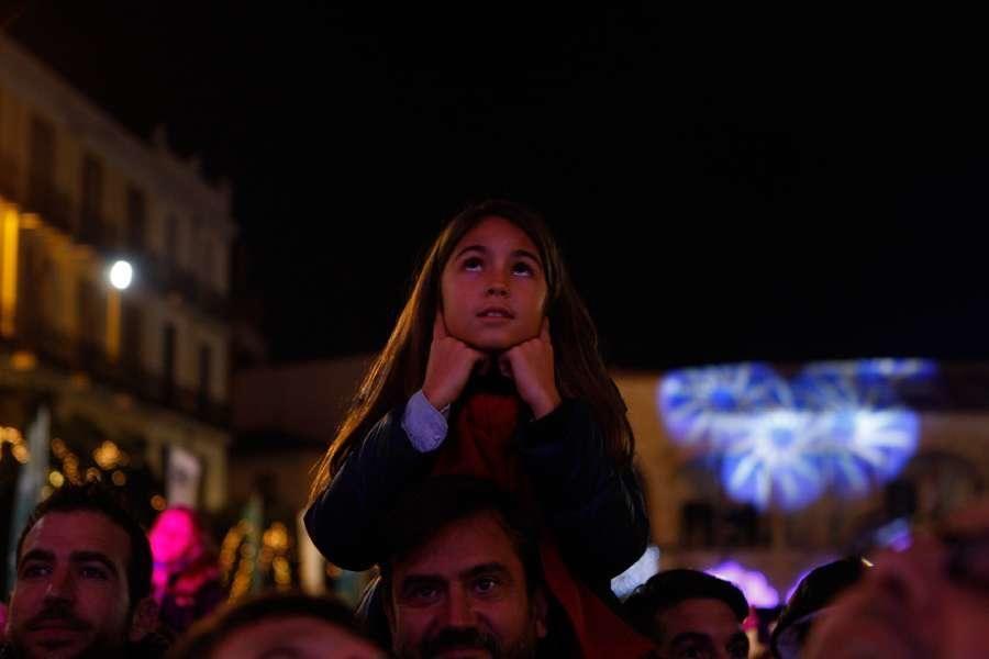 Cabalgata de Reyes Magos 2017 en Zamora