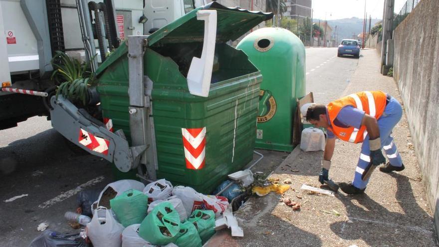 Desconvocada la huelga de limpieza en Marín