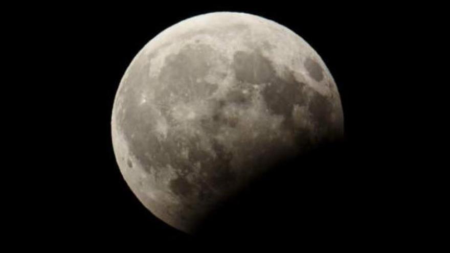 El eclipse total de Luna del 21 de enero, visible desde Canarias