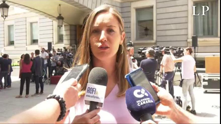 """Melisa Rodríguez: """"Ha sido un discurso vacío y flojo"""""""