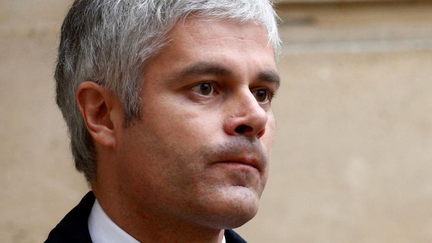 Dimite el líder de Los Republicanos en Francia por el fracaso en las europeas