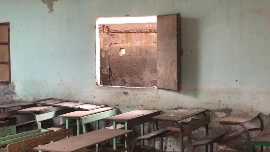 La Universidad de La Laguna rehabilitará una escuela elemental en Senegal