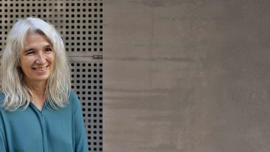 """Belén Gopegui: """"La bondad exige enfrentarse a la injusticia con toda la fuerza"""""""