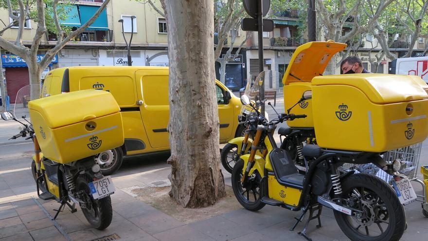 Correos cuenta con 515 inscritos para los puestos temporales en Castellón