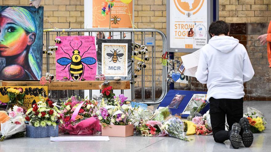 Detenido un sospechoso del ataque terrorista de 2017 en Mánchester