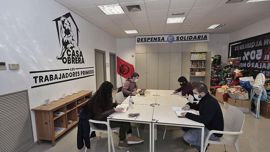 La Casa Obrera de Mallorca pide 3.000 euros para pagar el juicio por su desalojo