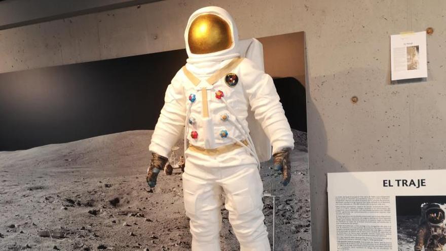 Museo lunar en Fresnedillas.