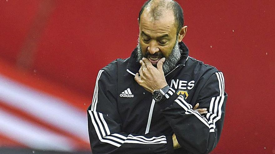 El exdeportivista Nuno deja de ser entrenador del Wolverhampton