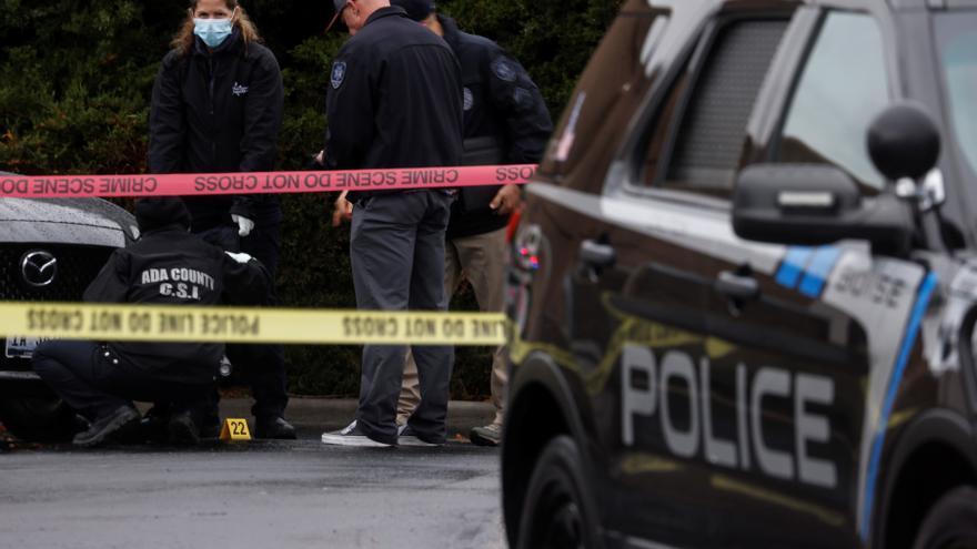 Un tiroteo en un centro comercial de Idaho deja dos muertos y cuatro heridos