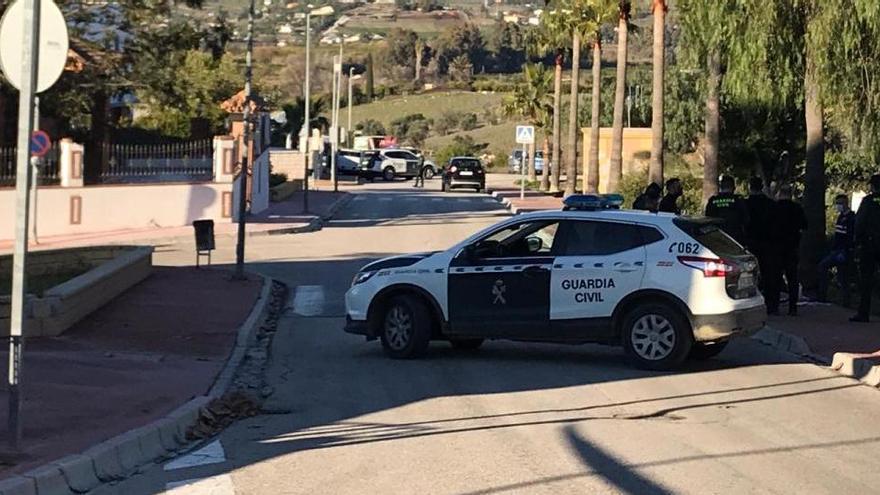 Dos jóvenes graves tras ser atacadas con ácido por el novio de una de ellas en Málaga