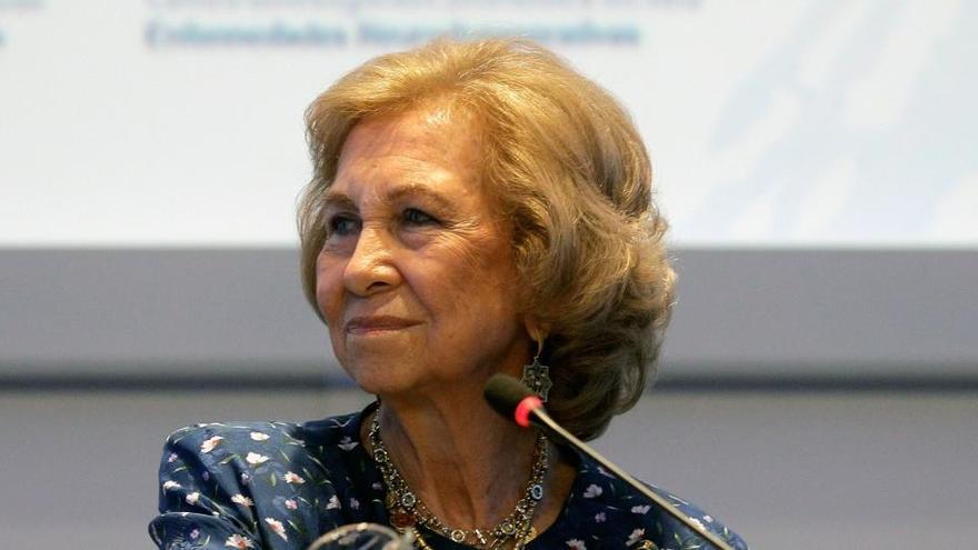 Juan Carlos I mantiene su título y doña Sofía su estatus