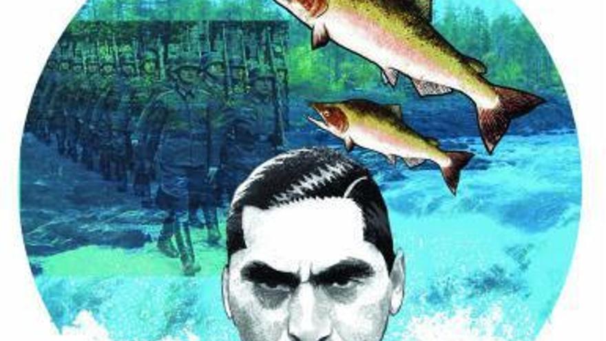 La derrota nazi contra els salmons