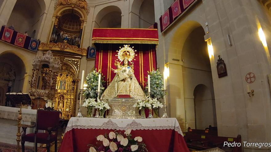 La Junta Mayor de la Semana Santa de Alicante inaugura el nuevo curso cofrade