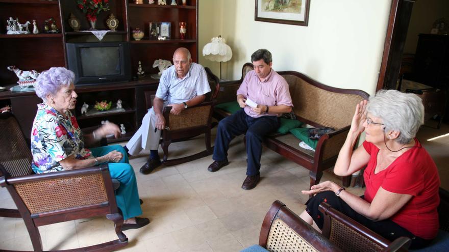 El maestro de la emigración, Juan Andrés Blanco, deja su cargo en la UNED de Zamora por jubilación