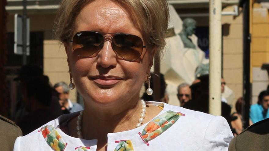 La zamorana Carmen Ferreras, embajadora de la Marca Ejército