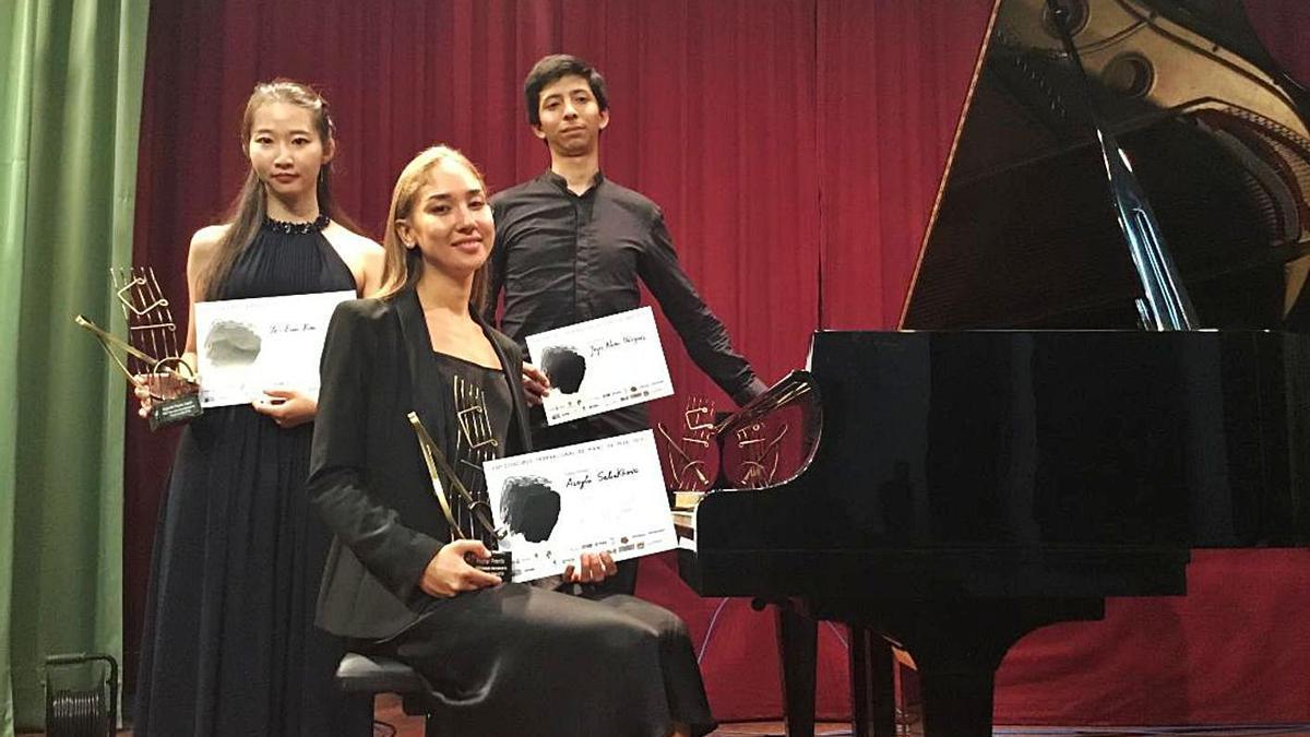 Ganadores del concurso en la edición de 2019. | CIPSC