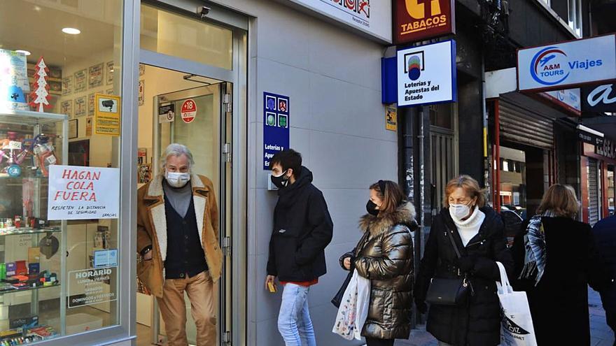 El Niño deja en Galicia casi dos millones de euros con el primer, segundo y tercer premios