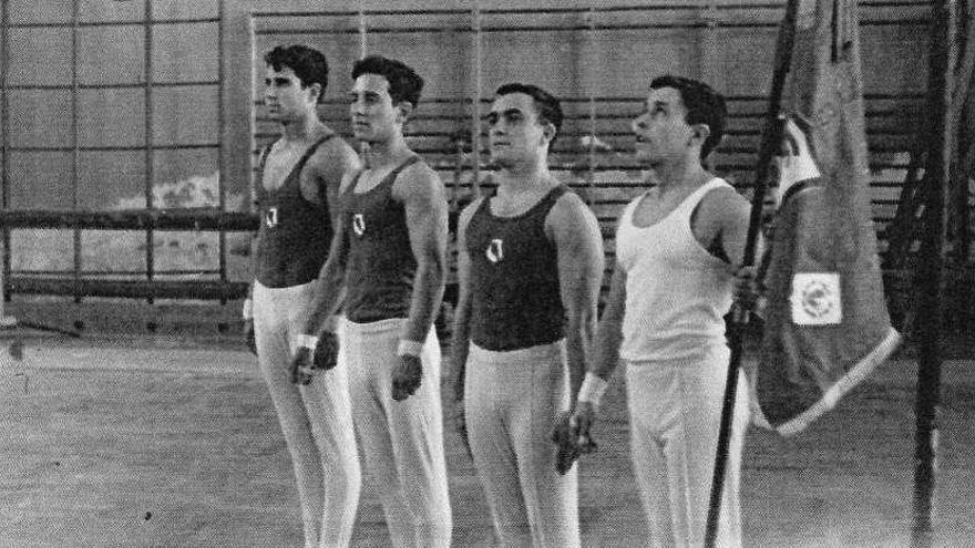 El precursor de la gimnasia asturiana