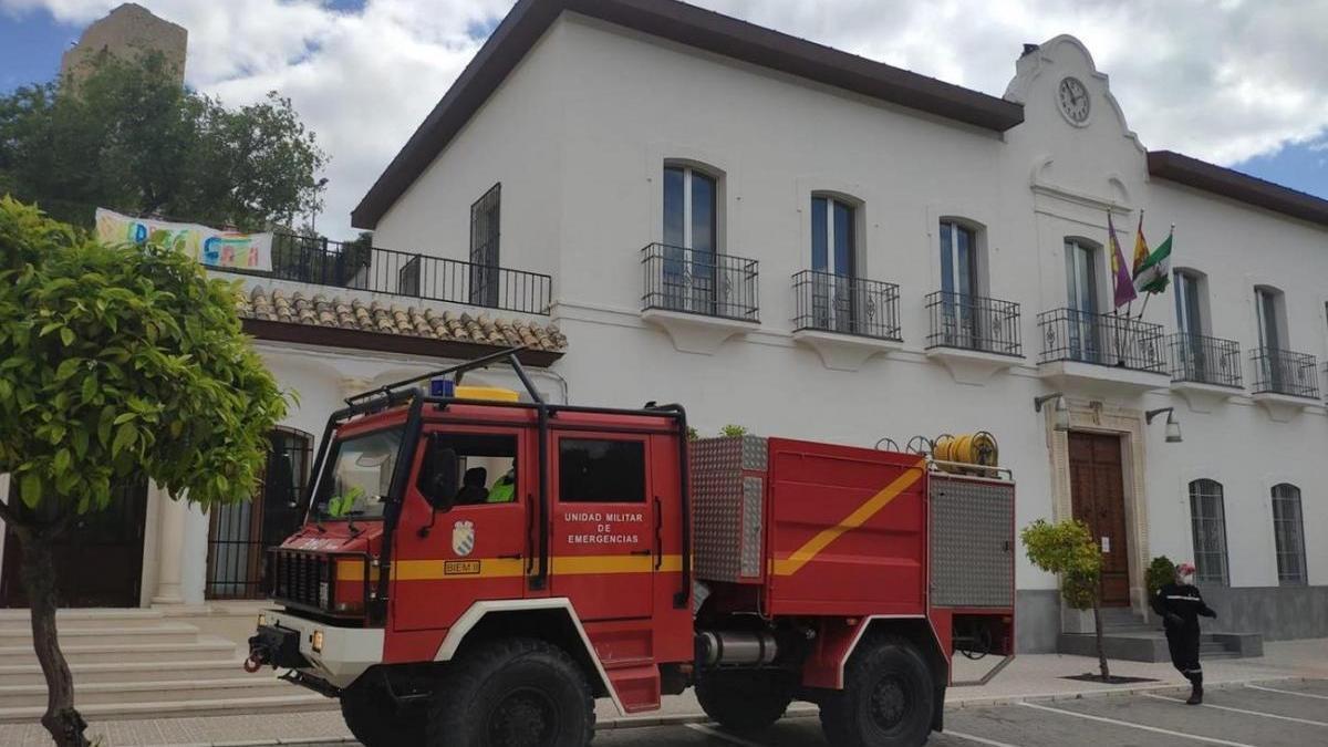 El Ayuntamiento de Luque comunica un positivo en la residencia municipal de mayores, que está hospitalizado