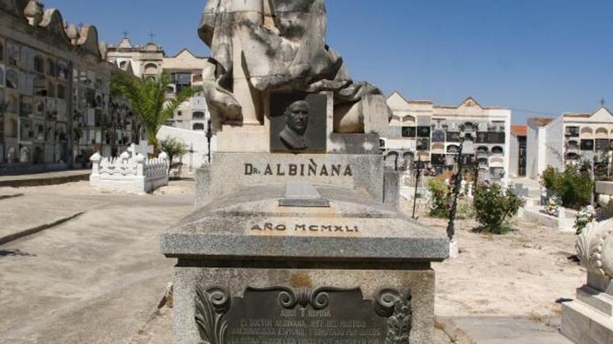 Un georradar inspeccionará en Valencia la tumba del primer fascista de España