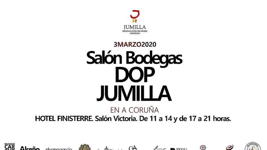 Los vinos con D.O. de Jumilla desembarcan en Galicia