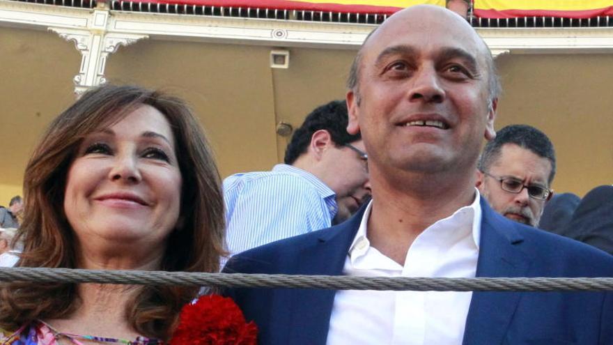 Detenido el marido de Ana Rosa por extorsión