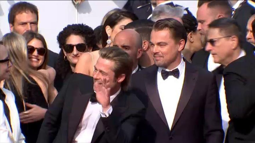 """Tarantino, fiel a sus excesos en """"Érase una vez en... Hollywood"""""""