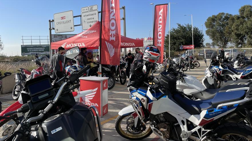 Prueba gratis la nueva gama de motocicletas Honda en las Jornadas de puertas abiertas de Honda Esteban Parres