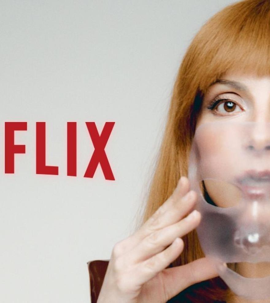La impredecible Najwa Nimri ficha por Netflix: será la presentadora de 'Insiders', su primer reality