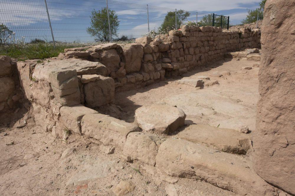 Excavacions arqueològiques a Manresa