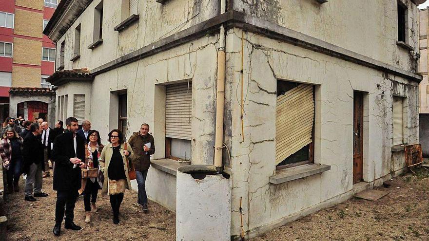 Vilagarcía adjudica el proyecto para convertir la Casa Jaureguízar en un edificio de usos sociales