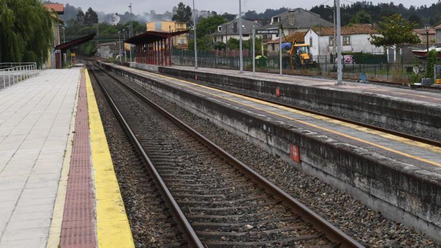 Un tren de este siglo para unir A Coruña y Ferrol
