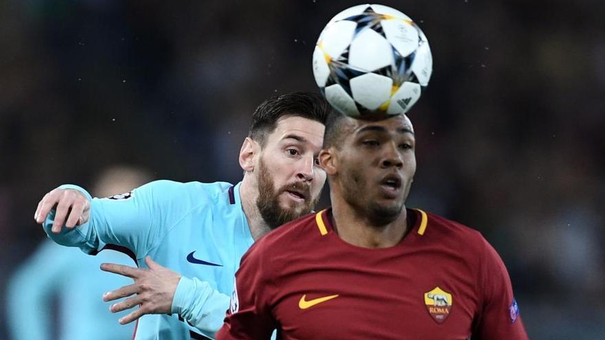 Champions League: Roma - Barcelona