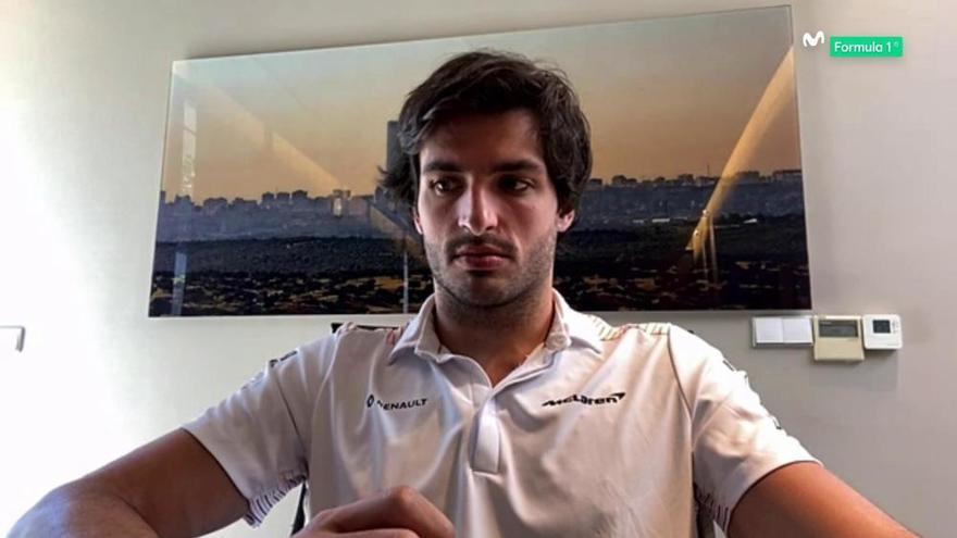 Sainz, sobre el posible regreso de Fernando Alonso a la F1