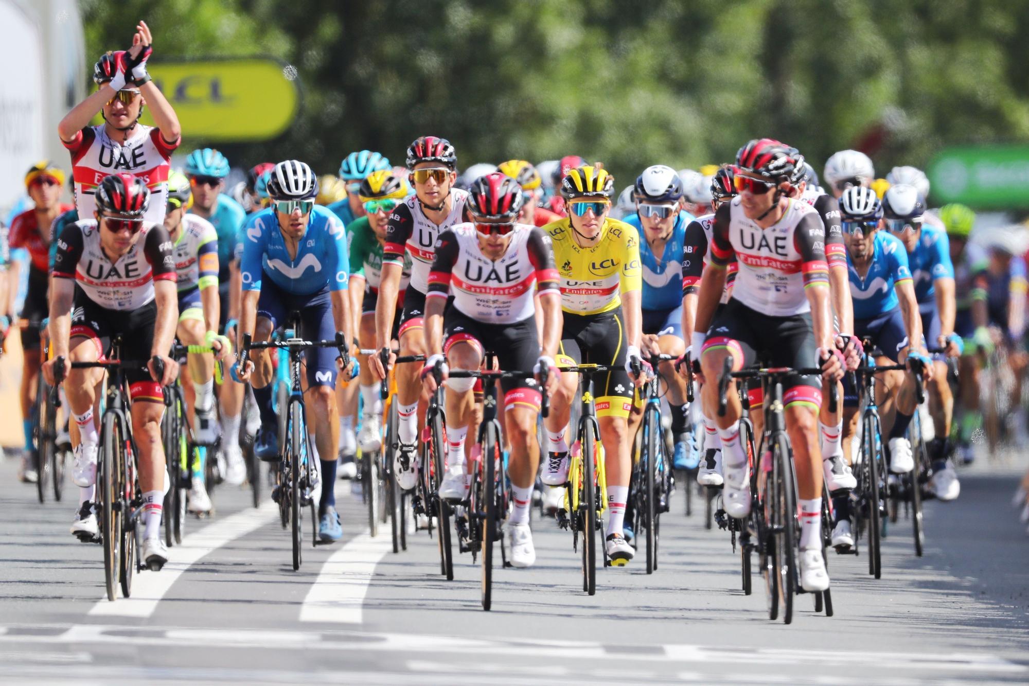Tour de Francia: Etapa 19