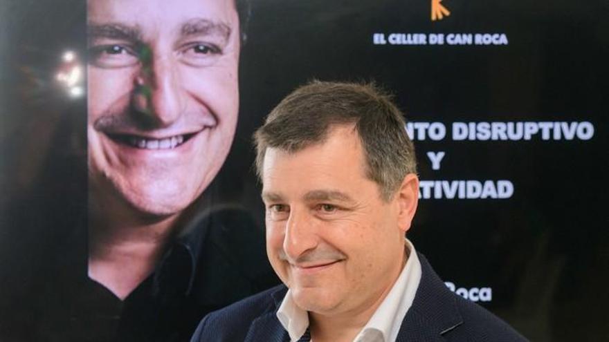 """Josep Roca: """"Nuestra receta es hacer de la pasión el fuego del conocimiento"""""""
