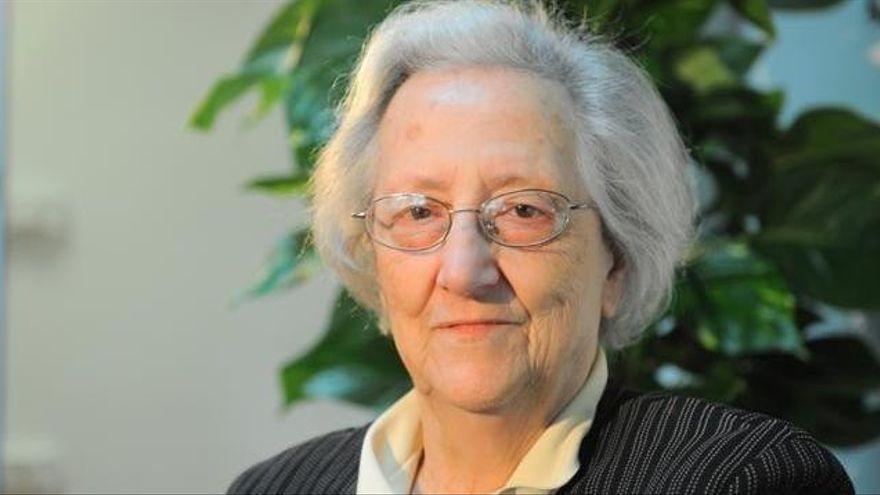 Mor als 88 anys la lingüista Aina Moll, primera directora general de Política Lingüística de la Generalitat