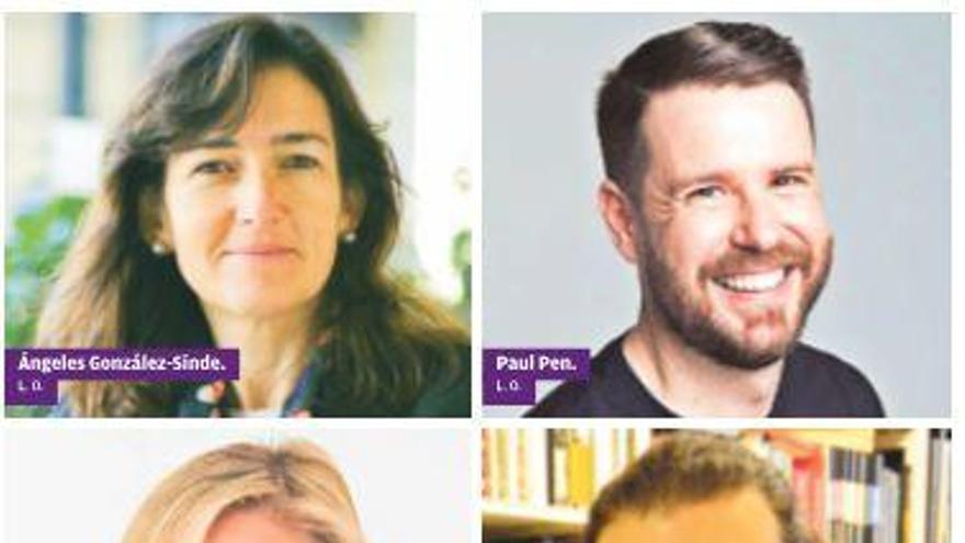 González-Sinde, Guille Galván y Carme Chaparro surcan el 'Río de Letras' digital de Blanca