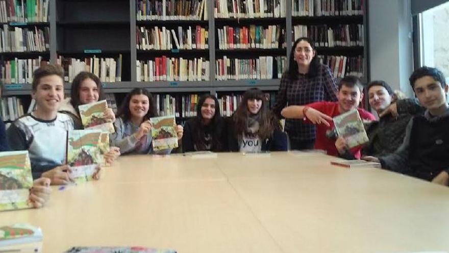 La biblioteca de Villalpando clausura el club de lecturas