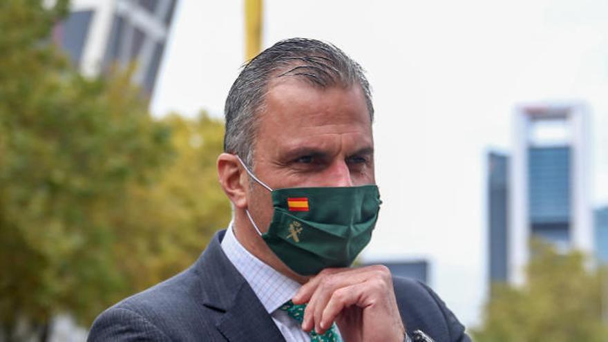 """Ortega Smith teme que prospere una moción de censura en Madrid con la """"deslealtad de Cs"""""""