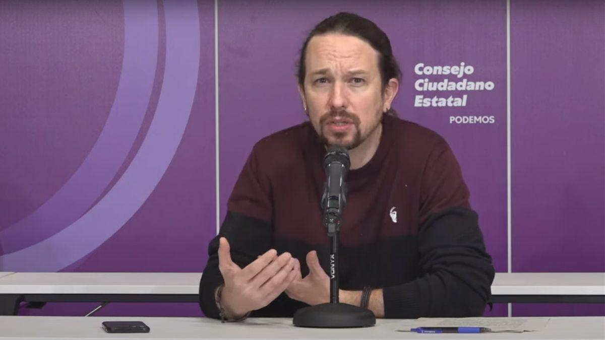 Iglesias usa las detenciones en Vallecas para proclamar que la justicia no es igual para todos