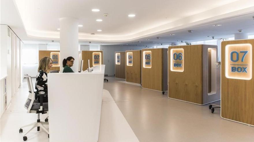 La Clínica Corachan i GenesisCare inauguren el Centre 360 d'Excel·lència Oncològica
