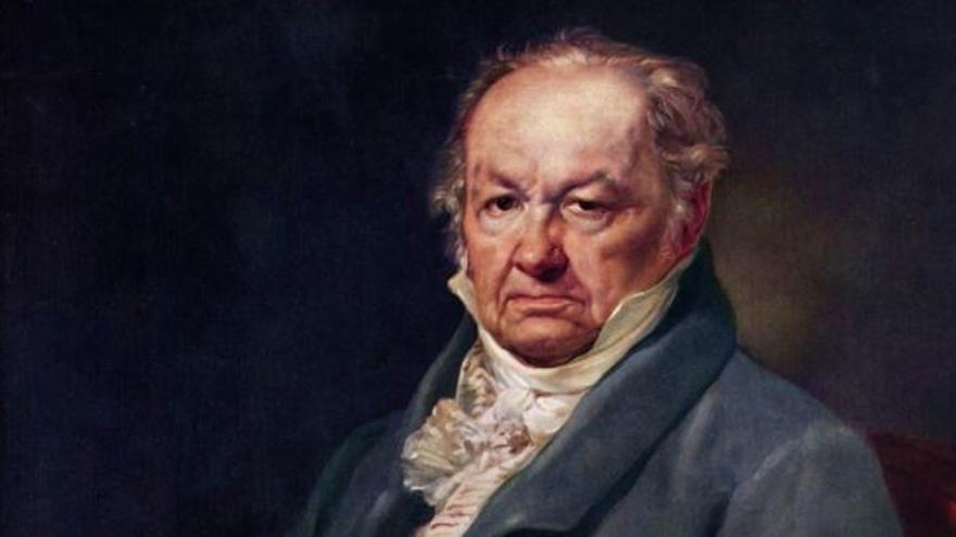 Homenaje a Goya en el 275 aniversario de su nacimiento