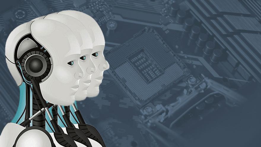 Los humanos hacen la primera ley contra los robots