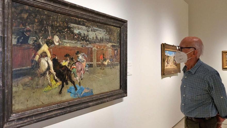Museo Thyssen refuerza apuesta digital y contabiliza 70.000 visitas, 100.000 menos