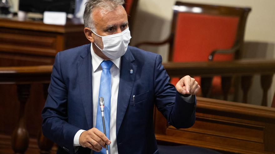 Canarias recurre al Supremo el auto que rechaza el toque de queda